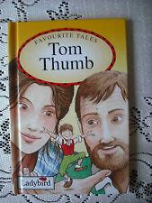 LADYBIRD Tom Thumb by Audrey Daly, Jacob Grimm, Wilhelm Grimm (Hardback, 1993)