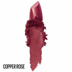 MAYBELLINE COLOR SENSATIONAL LIPSTICK (966) COPPER ROSE