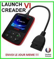 Interface LAUNCH CREADER  6 - Diagnostique MULTI-MARQUES OBDII - VAG COM -NEUF