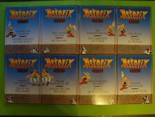 8 Asterix Weltbild Sammlerausgaben