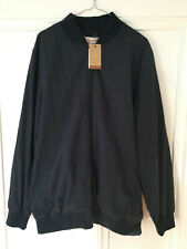 PENGUIN JACKET  NEW  DARK BLUE  MENS MEDIUM TALL