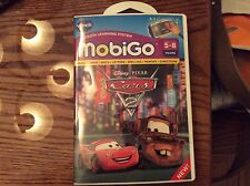 MobiGo Software Cartidge -- Cars 2 - VTech NEW Free Shipping NEW!