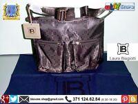 Borsa Tascapane Donna Moro Laura Biagiotti New Novità A/I LB Logato Fashion .