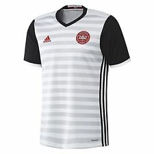 adidas Adults Denmark Football Shirts (National Teams)