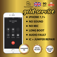 iPhone 7/7+ AUDIO IC REPAIR, NO SOUND, NO MIC, LONG BOOT UP, NO SOUND IN CALLS