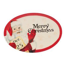 Fitz And Floyd - Letters To Santa - Sentiment Tray