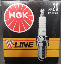 8x NGK BKR6EK Bujías V-Line 20 BMW Serie 7 E32 730i V8 160kw