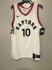 Fanatics toronto raptors jersey Mens  #10 DeROZAN white (XL Shown) 3XL