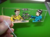 Data East STAR TREK 25th Anniversary NOS Pinball Machine Playfield Plastic #20