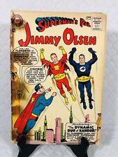 DC COMICS * JIMMY OLSEN * #69 SUPERMAN'S PAL SILVER AGE FR
