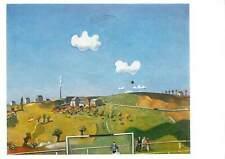 Painting drawings art Postcard Wolgang Mattheuer 1927