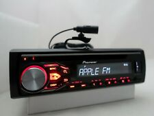 Pioneer DEH-4800BT /// Bluetooth with stream music / USB / AUX / (No:1920325)