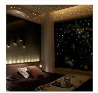 Stickers Déco Muraux Lumineux Fluorescent dans le noir pour bébé chambre salon