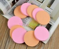 10Pcs Makeup Foundation Sponge Blender Puff Flawless Powder Smooth Beauty Soft