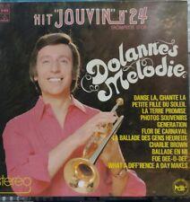 33T Georges JOUVIN LP HIT N° 24  TROMPETTE D'OR - DOLANNES MELODIE -PATHE 16120