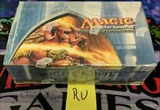MTG 1x  Dissension: Russian: Booster Box New Sealed Product - Magic: The Gatheri