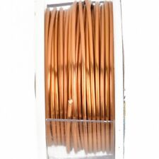 18 gauge Bronze CRAFT WIRE, Tarnish Resistant, wire wrapping, 7yds, wir0090