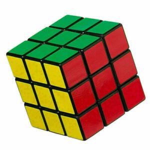Zauberwürfel 3x3 Rubiks Magic Dreh Puzzle Zauber Würfel Cube Ball neu