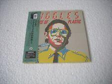 BUGGLES - AGE OF PLASTIC - JAPAN CD MINI LP