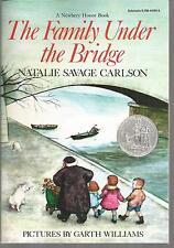 The Family Under The Bridge Natalie Savage Carlson Garth Williams new paperback