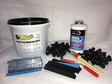 Tyre Fitting Kit,Black Soap,BSealer,Sitck On Weights,TR414&TR418 Free Black SOW