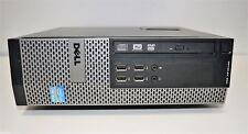 Dell Optiplex 990 SFF Quad i5-2500 3.3 GHz 320 GB HDD 4 GB DDR3  Win 7 Pro Wi-Fi