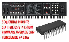 Sequential Circuits Six-Trak OS v14 EPROM Firmware Upgrade KIT / New ROM Update