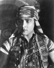 8x10 Print Rudolph Valentino The Son of the Sheik 1926 #4458