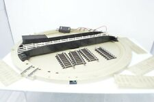 More details for hornby oo gauge - r408u electrically operated turntable - boxed