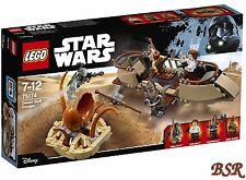 LEGO® Star Wars™: 75174 Desert Skiff Escape & 0.-€ Versand ! NEU & OVP !