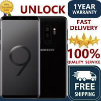 NEW Samsung Galaxy S9+ Plus SM-G965U 64GB Unlocked Smartphone AT&T TMobile