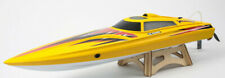 Rage RC RGRB1208 Velocity 800 Bl Brushless Deep Vee Offshore Boat, Yellow