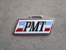 vintage 1980 PMT Pacific Motor Transport trucker trucking truck watch fob charm