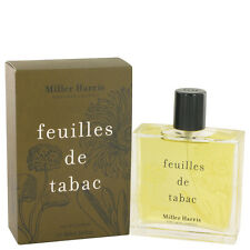 Miller Harris Feuilles De Tabac Perfume Women 3.4 oz Eau De Parfum Spray New