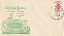 Australian Olympics First Day Covers