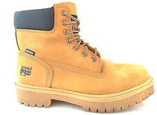 "Timberland 65030 Pro Direct Attach 6"" Soft Toe Waterbuck Wheat Work Boots SZ 11"