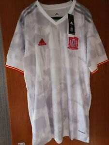 Spain Away Shirt 2020/21