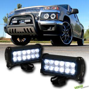 "7"" 36W Cree LED Light Bar Spot Beam Off Road Bull 4X4 Fog Car Suv Van Truck V15"