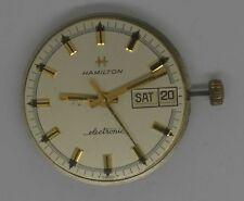 VTG HAMILTON Electronic Transistorised Movt & Dial. Cal:702 (ESA 9158). Parts