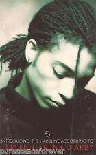 TERENCE TRENT D'ARBY - Introducing The Hardline... (UK 11 Tk Cassette Album)