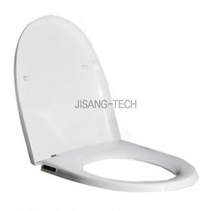 NEW Style High quality Continuously Warm 220V Electric heated Toilet Seat Round