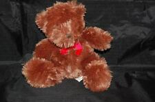 "Childrens Place  6"" Plush Brown teddy Bear Stuffed Lovey Baby Soft  Toy"
