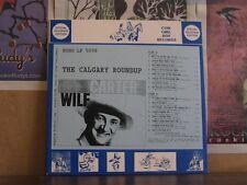 WILF CARTER MONTANA SLIM CALGARY ROUNDUP COWGIRL BOY LP