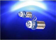 LED marking parking lights side lamp bulbs BRIGHT BLUE T4 Van Golf bayonet