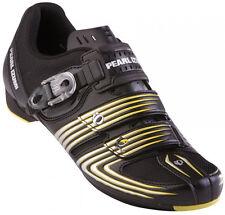 Pearl Izumi Race Road II Bike Cycling Shoes Black/Silver - 42.5