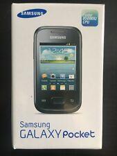 Samsung Galaxy Pocket GT-S5301 Black Sim Free Smart Phone