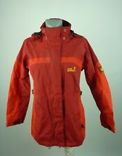 Jack Wolfskin Womens Wateproof Windproof Texapore Hooded Jacket UK Size 10 EU S