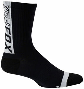"Fox Racing Ranger Sock - Black, 6"", Large/X-Large"