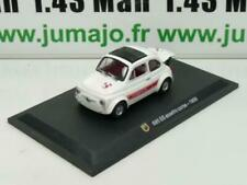IT63M Voiture 1/43 Hachette ABARTH collection : FIAT 685 SS assetto corsa 1969