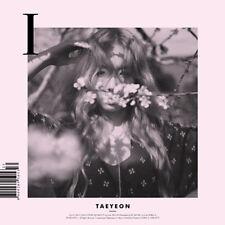 TAEYEON 1ST MINI ALBUM [ I ] GIRLS' GENERATION SNSD TAE YEON KPOP